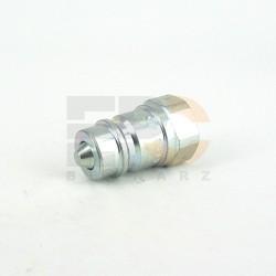 "Szybkozłącze ISO-A wtyczka 1/2"" BSP 250 bar"