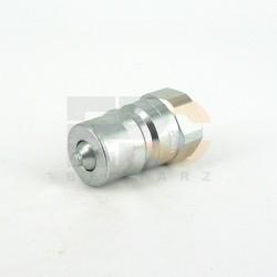 """Szybkozłącze ISO-B wtyczka 1/8"""" BSP 350 bar"""