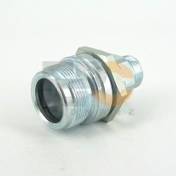 Szybkozłącze skr. ZSR - gniazdo z gwintem M22x1,5