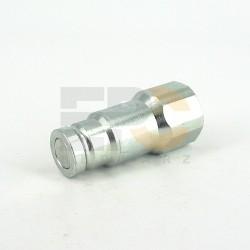 """Szybkozłącze flat-face wtyk BSP3/4"""" DN12 250bar"""