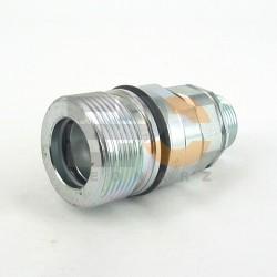 Szybkozłącze skręcane gniazdo Gr.3 M18x1,5 12-L