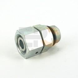 Przyłącze z nakrętką E-GE 15-L - M18x1,5