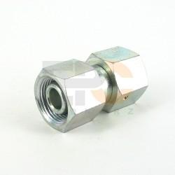 Złącze z dwiema nakr. GZ 12-L M18x1,5 PN 315 bar