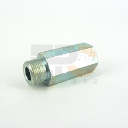 Tuleja redukcyjna zew-wew M22x1,5 - M22x1,5 L55mm