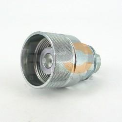 Szybkozłącze skręcane wtyczka Gr.6 M26x1,5 18-L
