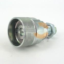 Szybkozłącze skr. wtyczka Gr.6 M26x1,5 18-L grodz.