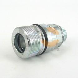 Szybkozłącze skręcane gniazdo Gr.6 M26x1,5 18-L