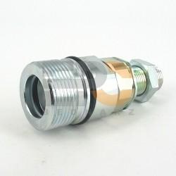 Szybkozłącze skr. gniazdo Gr.6 M26x1,5 18-L grodz.