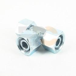 Trójnik z trzema nakrętkami M22X1,5 15-L