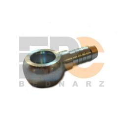 Końcówka oczkowa R6 d 7,5 mm fi 12 mm