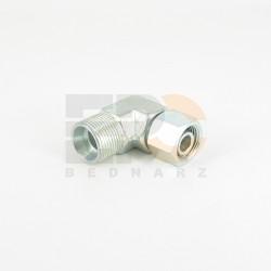 Łącznik kol.nastawny 90° DKOL08L / CEL10L