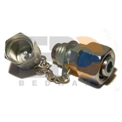 Złącze pomiarowe DK 12L - M16x2,0 PN 315 bar