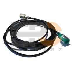 """Przewód pomiarowy DN02 4000 M16x2,0 G1/4"""" 550 bar"""