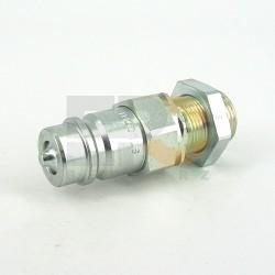Szybkozł. push/pull wtyczka Gr3 M22x1,5 15L grodz.